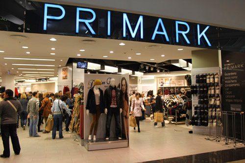 Primark aumento sus ventas debido a apertura de tiendas