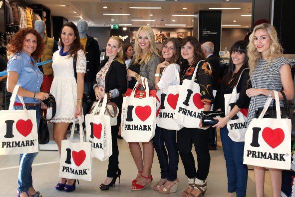 Primark fans - España: Primark alcanza las 46 tiendas