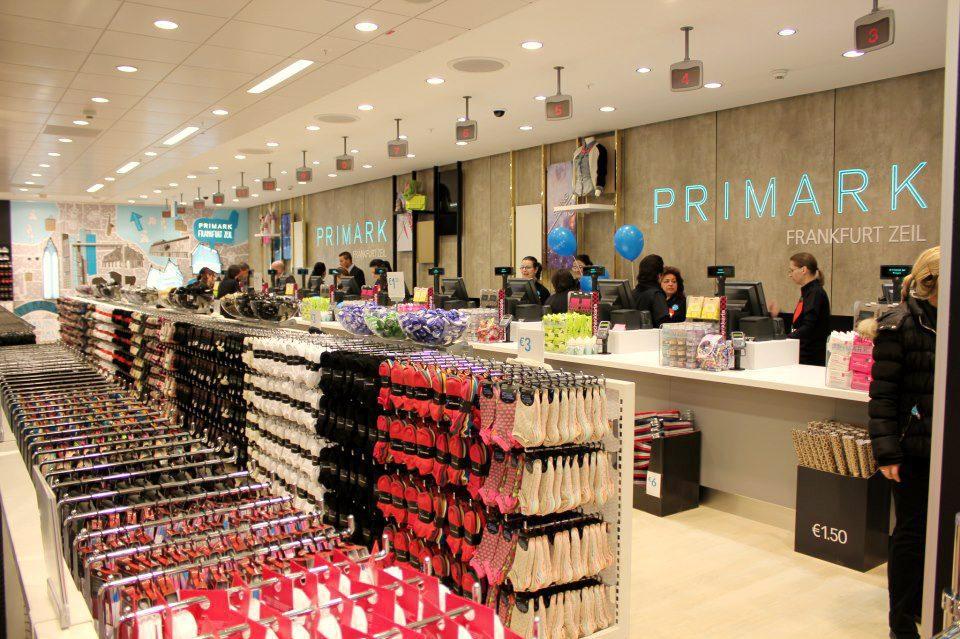Primark iniciara operaciones con miras a su expansion en Italia