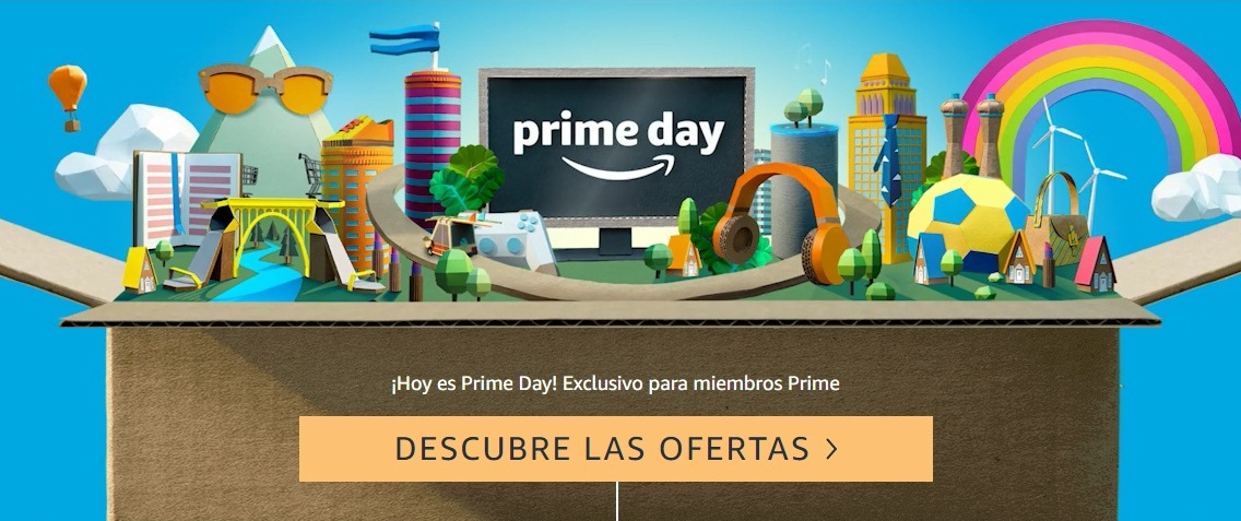 Prime Day de Amazon - EEUU: Prime Day de Amazon provoca guerra de descuentos entre minoristas