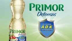 Primor Defensas 248x144 - Perú: Primor lanza nuevo aceite que contribuye a la protección del sistema inmunológico