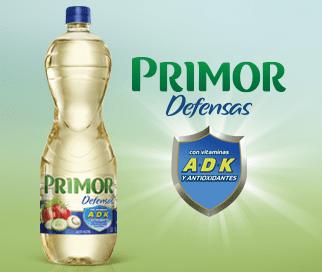 Primor Defensas - Perú: Primor lanza nuevo aceite que contribuye a la protección del sistema inmunológico