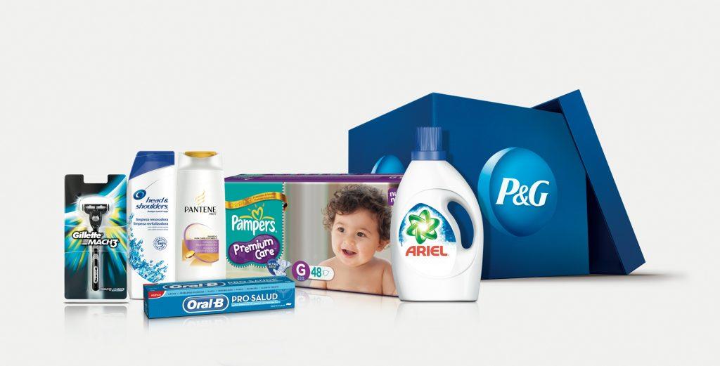 Productos PG 1024x521 - Detergentes, la unidad que más vende en Procter & Gamble