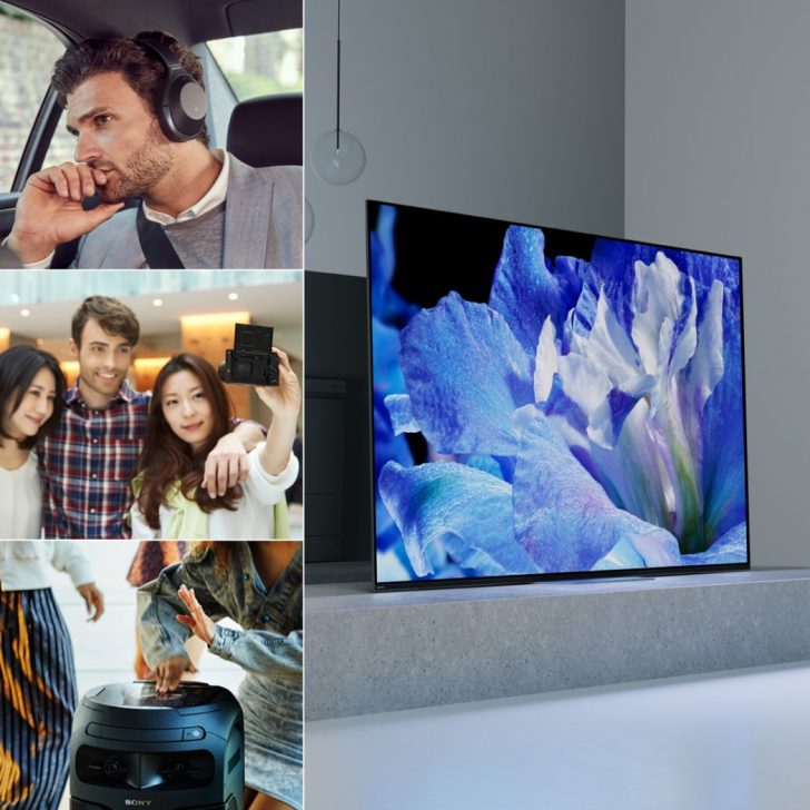 Productos Sony Collage e1543238888133 - Perú: Los Cyber Days ya iniciaron y te mostramos las principales ofertas