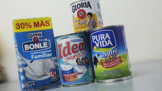 Indecopi multa con 13 millones de soles a empresas Gloria y Nestlé