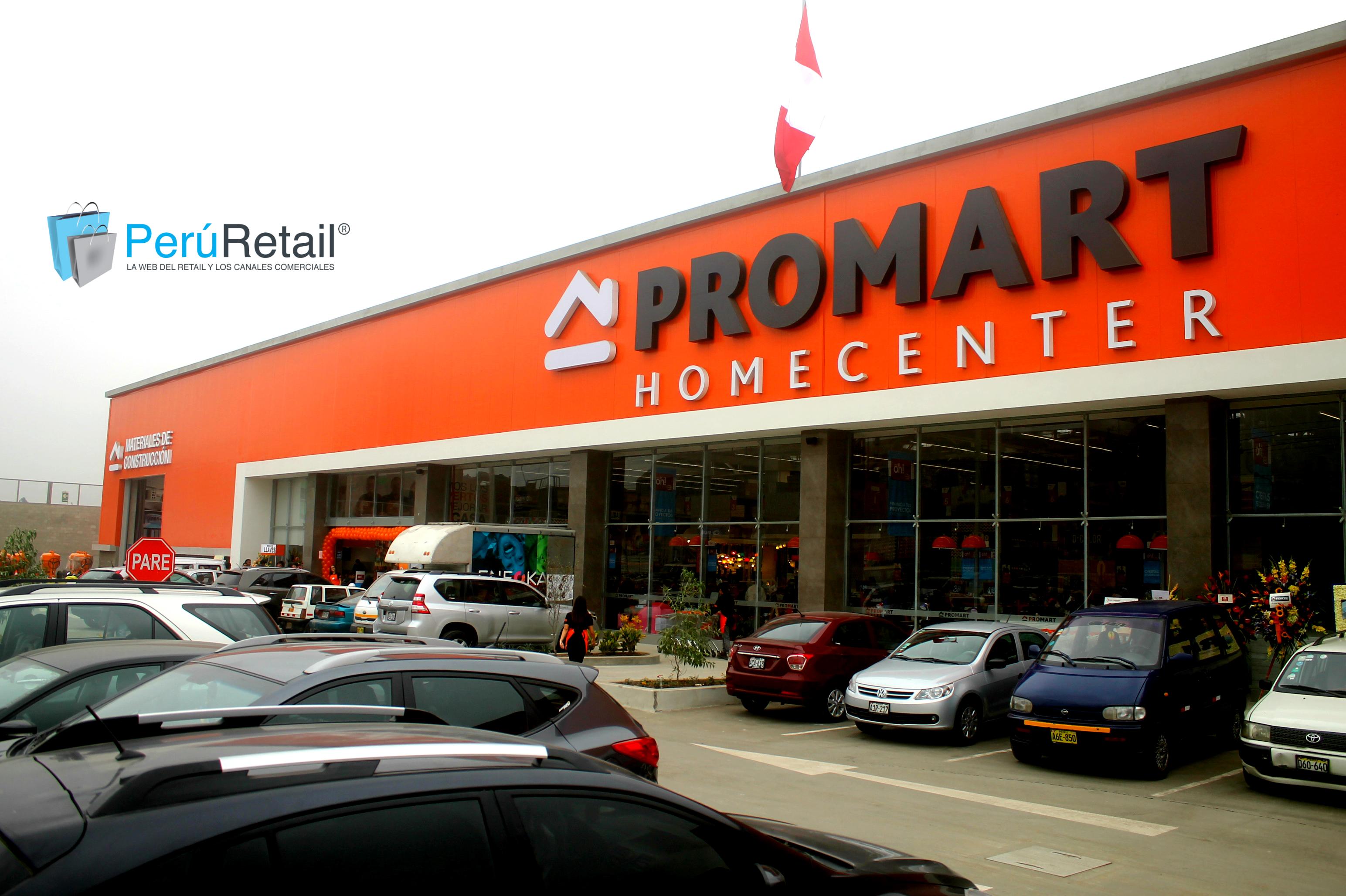 Promart Peru Retail