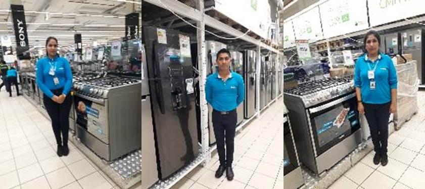 Promotores de Mabe - Mabe mejora sus resultados tras impulsar estrategia con sus promotores de venta en Perú