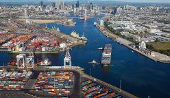 Puerto de Melbourne - Australia
