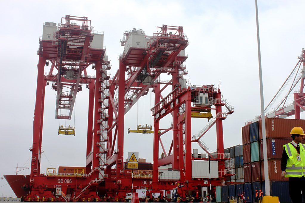 Puerto prensa3 - Perú: Exportaciones crecen 17.5% en el primer semestre del año