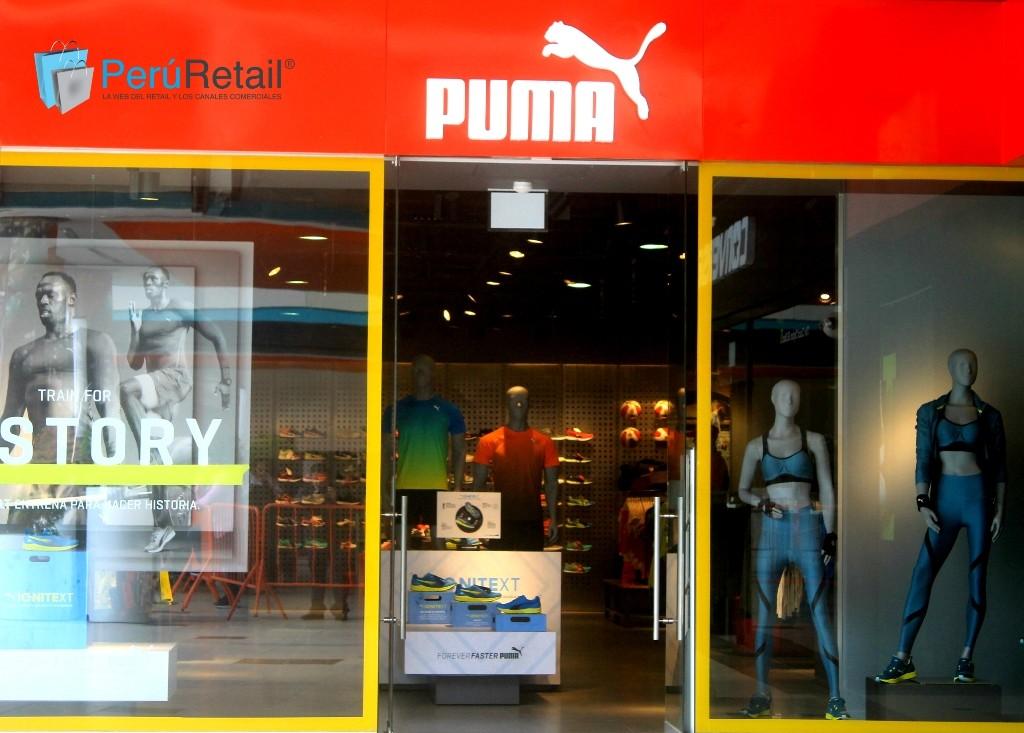Puma MegaPlaza Peru Retail 1