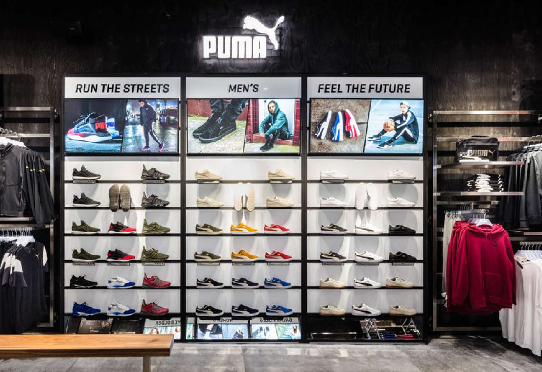 Puma Store Antwerp Photography by Alexandre Van Battel - Puma se expande en el retail peruano con nueva tienda
