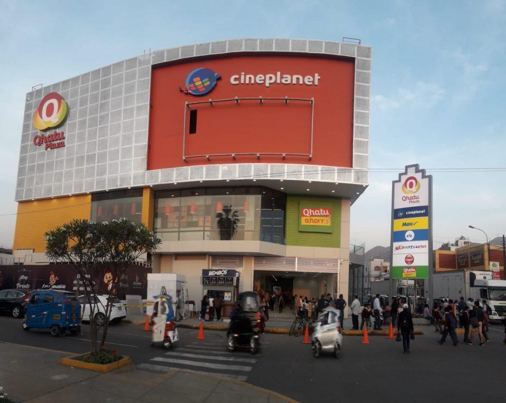 Qhatu Plaza 63 1024x815 - Barranco tendrá en 2020 un mix comercial que incluirá alquileres vía Airbnb