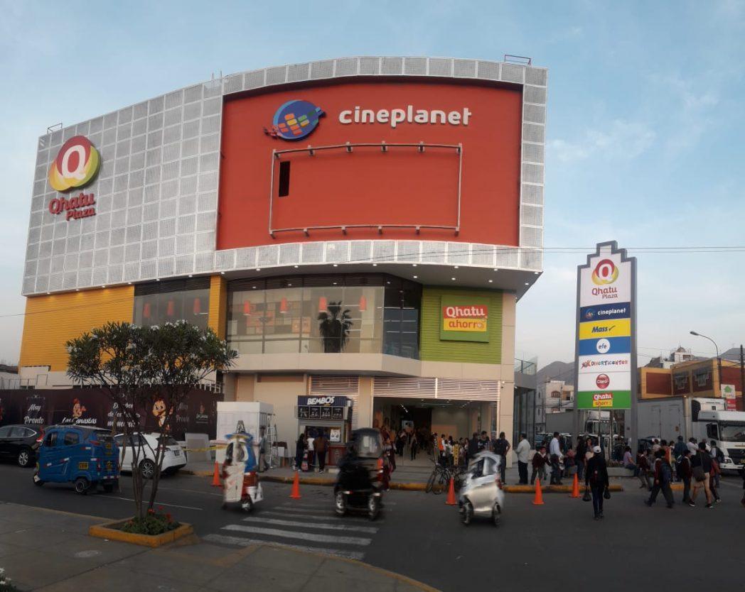Qhatu Plaza 63 - Qhatu Plaza, es el primer mall por conveniencia vecinal del Perú, ¿qué significa?