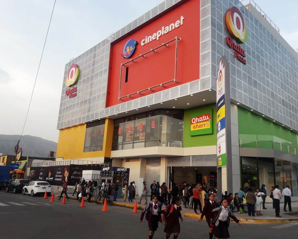 Qhatu Plaza 66 2 - Qhatu Plaza, es el primer mall por conveniencia vecinal del Perú, ¿qué significa?