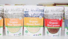 Quinua orgánica en supermercados 240x140 - Quinua orgánica peruana llega a supermercados de Brasil