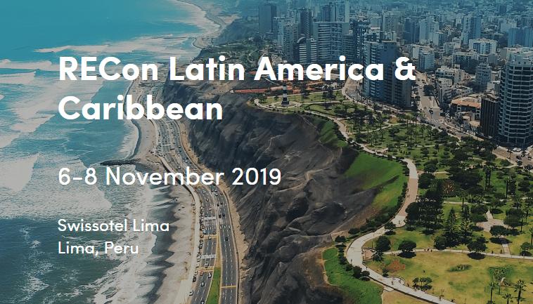 RECon Latin America Caribbean - RECon Latin America & Caribbean