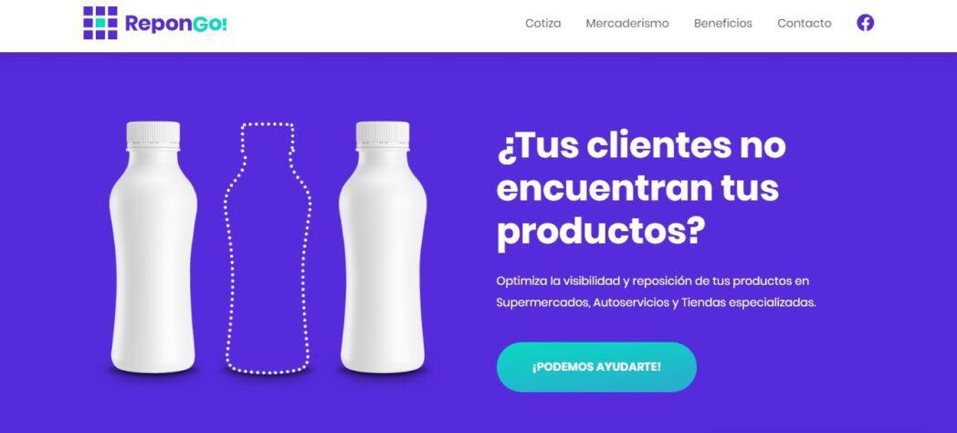 REPONGO 1 - ReponGo, la startup que busca revolucionar el mercaderismo en el Perú