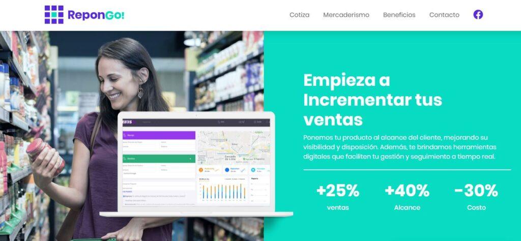 REPONGO 2 1 1024x474 - ReponGo, la startup que busca revolucionar el mercaderismo en el Perú