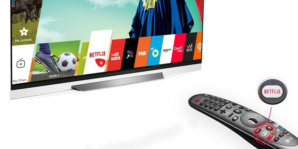 REQUISITOS A CUMPLIR PARA SER UN TELEVISOR RECOMENDADO POR NETFLIX - LG apuesta por la inteligencia artificial en sus televisores