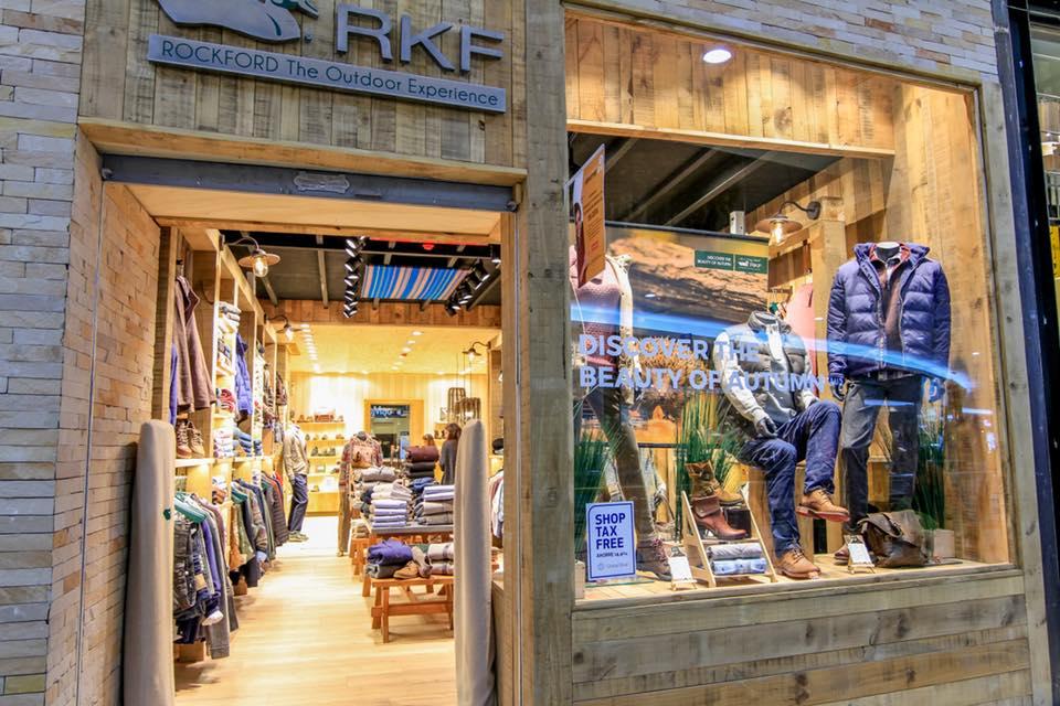 RKF UY 1 - Rockford lleva su moda outdoor al retail uruguayo