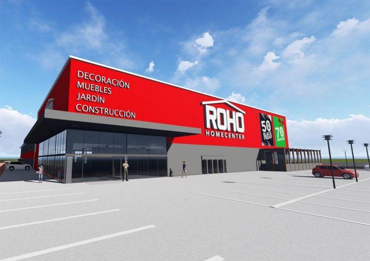 Bolivia: Grupo Roda inaugura el primer Homecenter ROHO