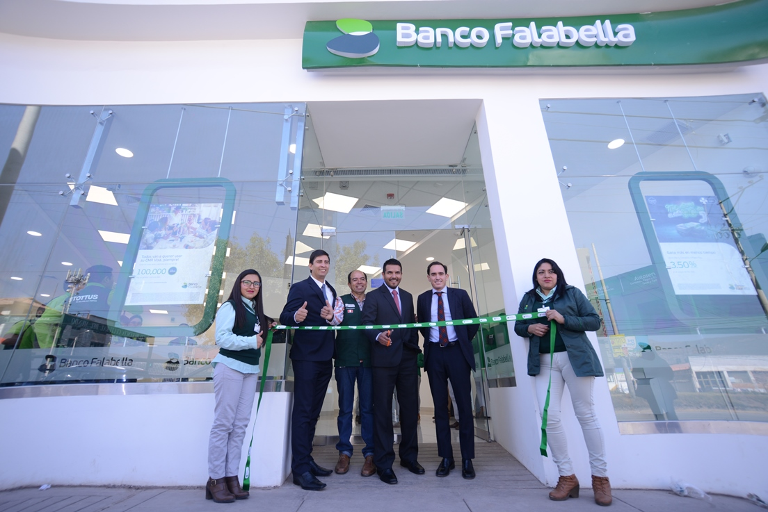 RVS 6308 - Banco Falabella inaugura nueva agencia en Cusco