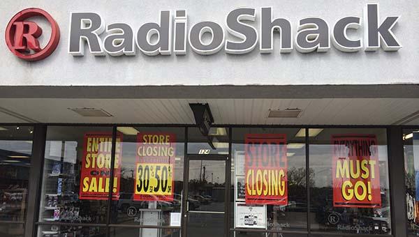 RadioShack web peru retail - RadioShack cerró 1000 tiendas en un fin de semana en Estados Unidos
