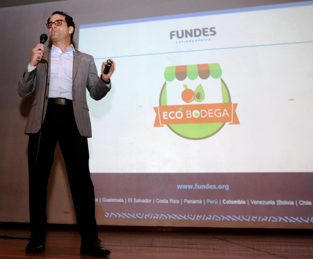 Randolph Salazar Gerente General FUNDES Latinoamérica 1024x850 - EcoBodegas: exitoso programa de FUNDES Latinoamérica