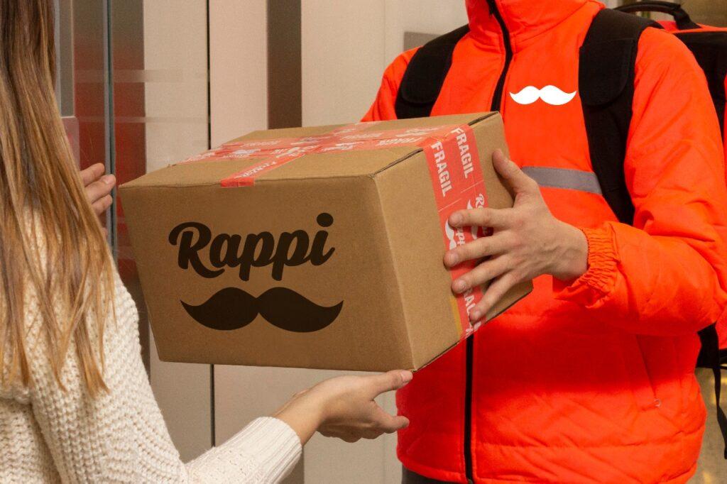 RappiEntrega 1024x682 - Los retailers y su migración a los aplicativos como Rappi