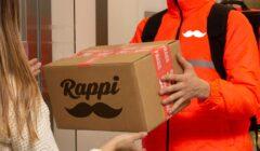 RappiEntrega 240x140 - RappiEntrega: mensajería en tiempo récord