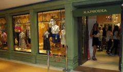 Rapsodia tienda centro comerial 240x140 - Rapsodia: Marca de moda femenina planea desembarcar en Perú, Ecuador y EE.UU