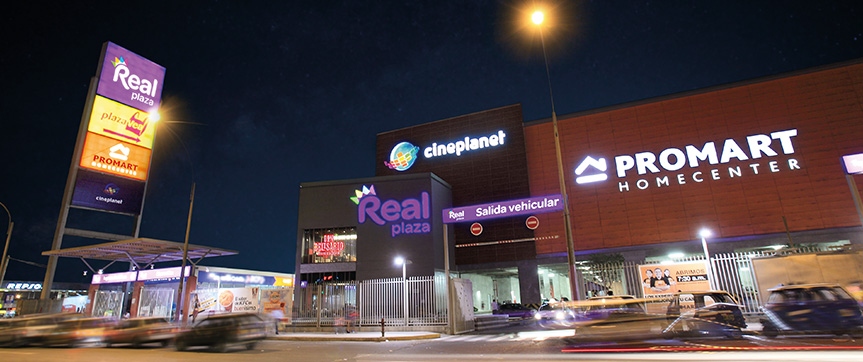 Real Plaza Chorrillos
