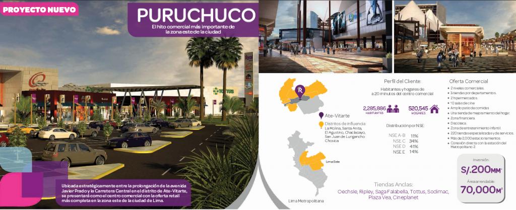 Real Plaza Puruchuco 1 1024x417 - Más de S/ 1,700 millones se invertirán en la construcción de nuevos malls entre 2018 y 2019