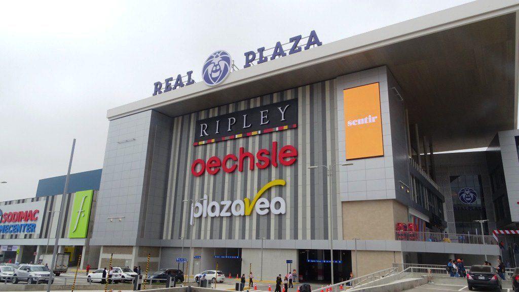 Real Plaza Puruchuco 1 - Perú: Sodimac invierte S/ 21.8 millones para abrir una nueva tienda