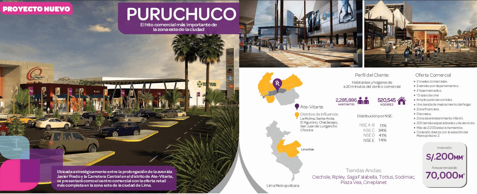 Real Plaza Puruchuco 1 - ¿Cuándo abrirá el Real Plaza Puruchuco?