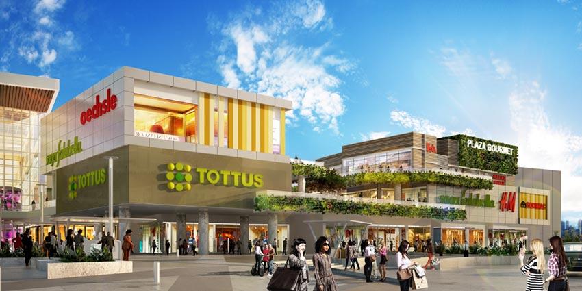 Real Plaza Puruchuco fachada - Perú: Ventas en centros comerciales alcanzarían los S/29.425 millones en 2019