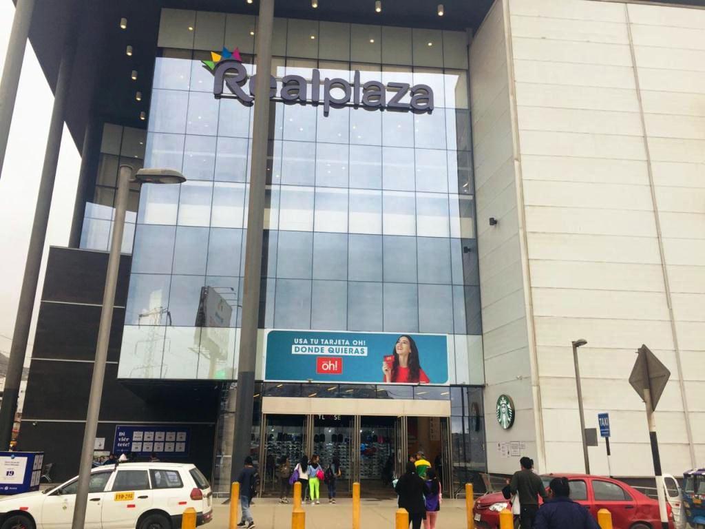 Real Plaza VMT2 - Real Plaza volvió a abrir sus puertas en Villa María del Triunfo