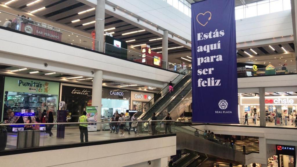 Real Plaza VMT3 - Real Plaza se convierte en la primera cadena certificada por AENOR