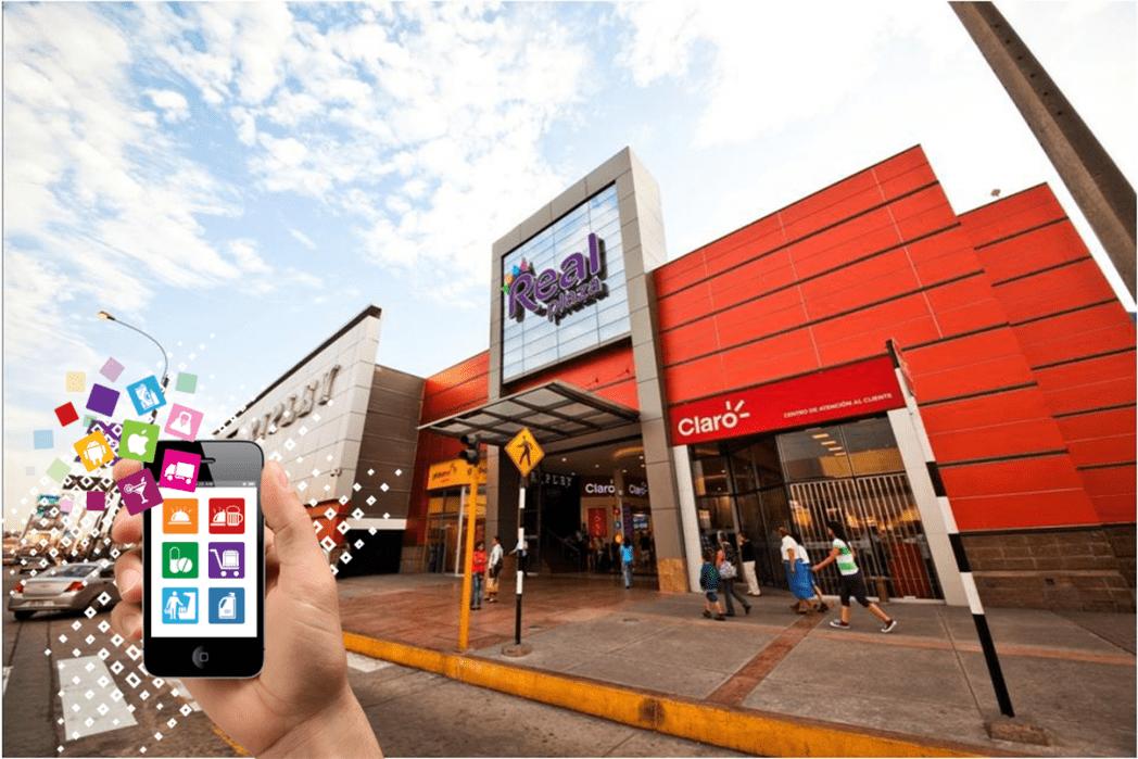 Real Plaza tendría app para sus centros comerciales en Peru