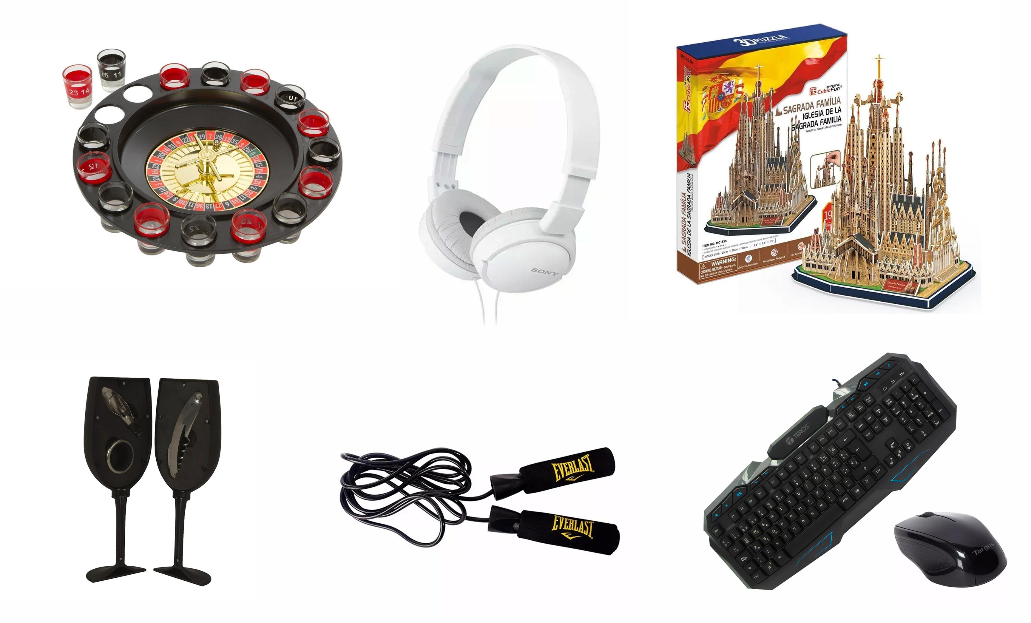 Regalos amigo secreto - Navidad: Diez regalos que puedes comprar en Internet a precio cómodo