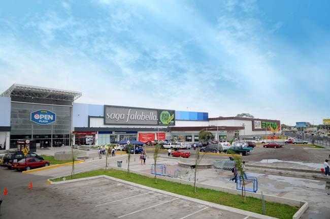 Remodelación de Open Plaza Piura atraerá interés de nuevas marcas - Malls que proyecta construir Grupo Falabella en Tacna entran en etapa de consulta pública