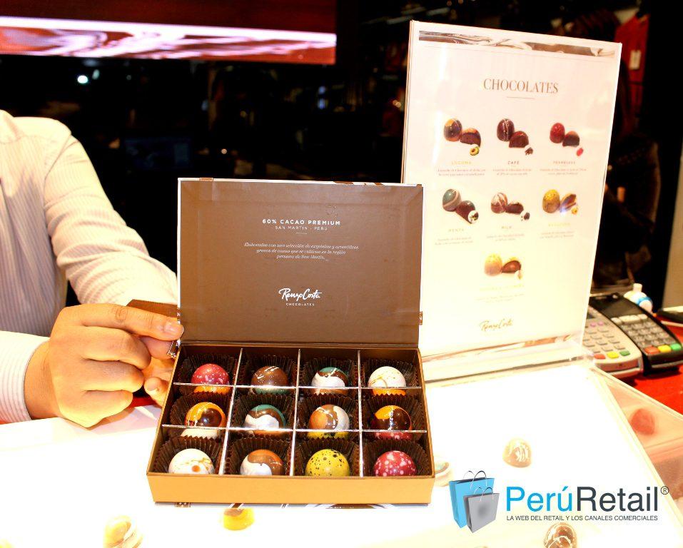 Renzo Costa 2 Peru Retail - Perú: Renzo Costa inauguró primera tienda de chocolates en Real Plaza Puruchuco