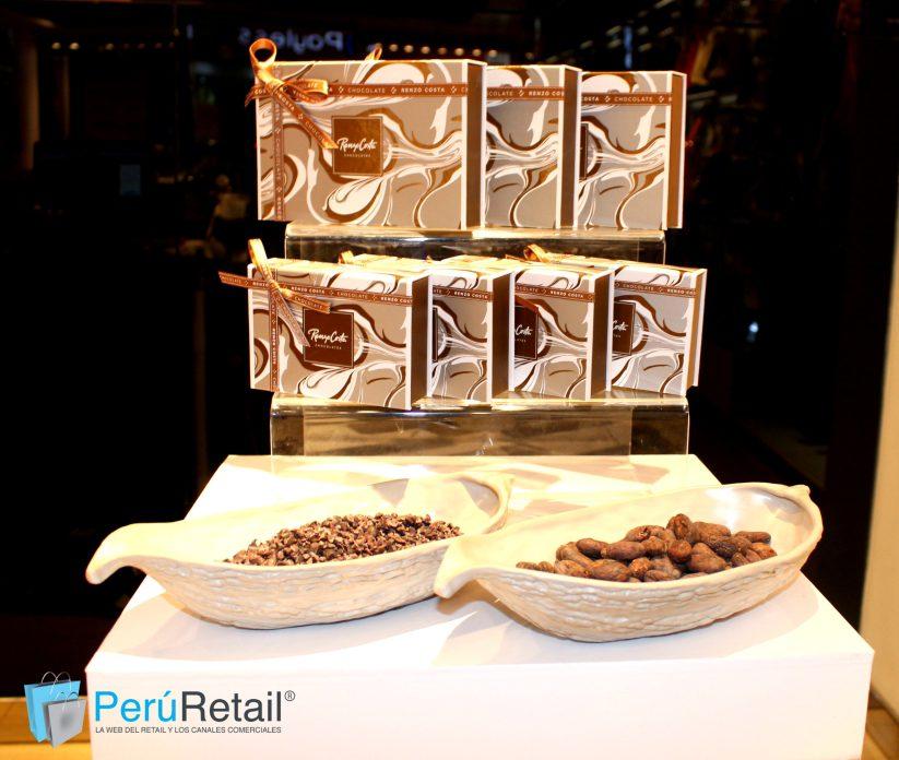 Renzo Costa 4 Peru Retail  - Renzo Costa se diversifica y entra al negocio de chocolates premium