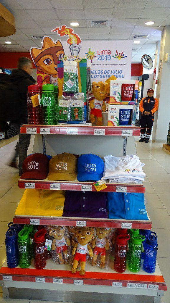 Repshop3 - Perú: Repshop tendrá 30 tiendas de conveniencia oficiales de los Juegos Panamericanos 2019