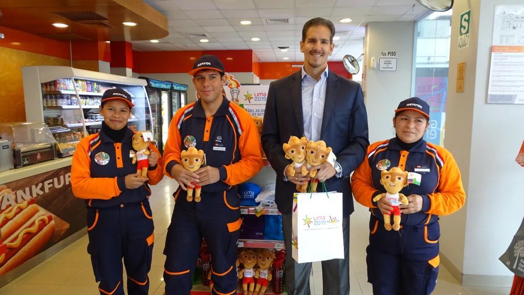 Repshop5 - Perú: Repshop tendrá 30 tiendas de conveniencia oficiales de los Juegos Panamericanos 2019