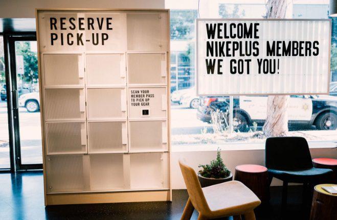Reserve Pick up - EE.UU: Conoce el nuevo servicio Drive-Thru de la tienda Nike by Melrose