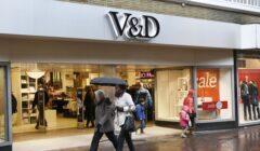 Retailer holandés V&D