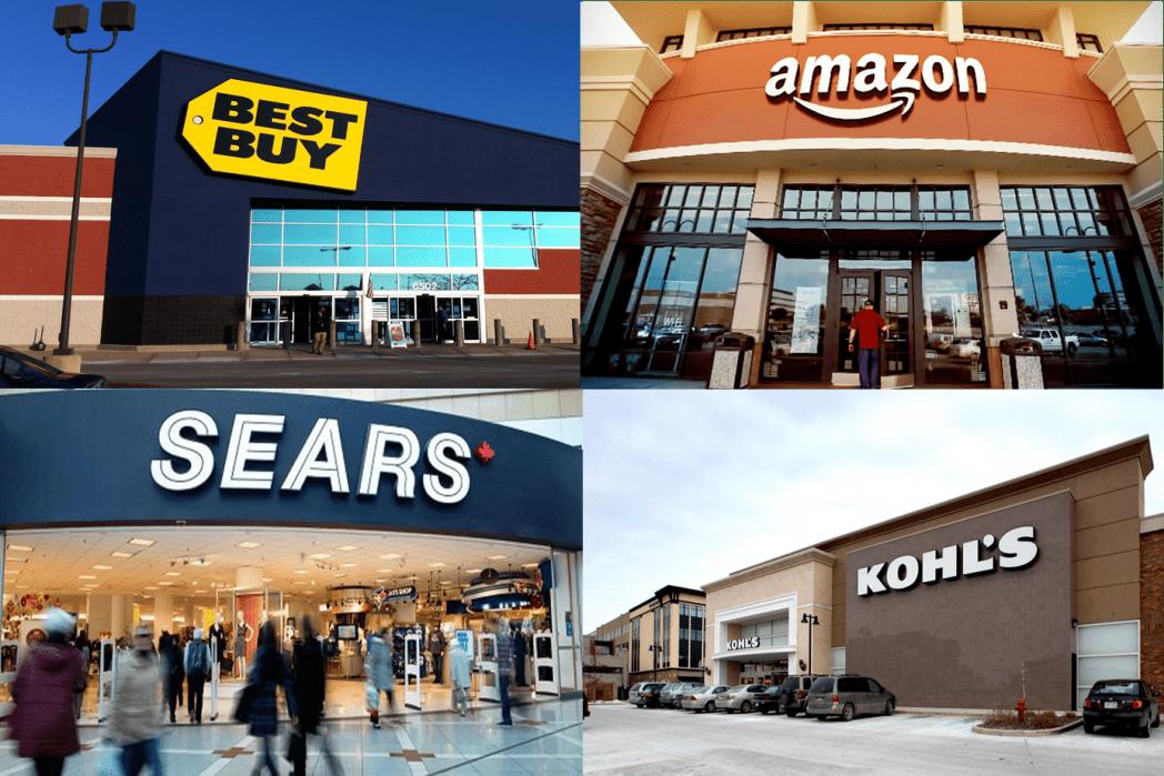 Retailers Estados Unidos - Los retailers que se unieron a Amazon para no desaparecer