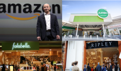 Retailers chilenos vs Amazon