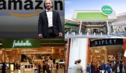 Retailers chilenos vs Amazon
